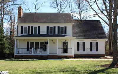 Greenville Single Family Home Contingency Contract: 16 Southfield