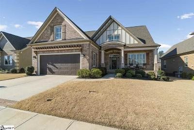 Simpsonville Single Family Home For Sale: 201 Malibu