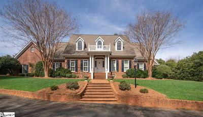 Greenville Single Family Home For Sale: 45 Sweetgum