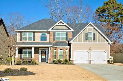 Greer Single Family Home Contingency Contract: 440 Jameswood