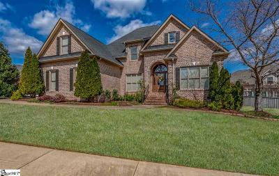 Simpsonville Single Family Home Contingency Contract: 19 Ossabaw
