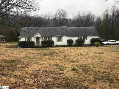 Greenville Single Family Home Contingency Contract: 1009 N Parker