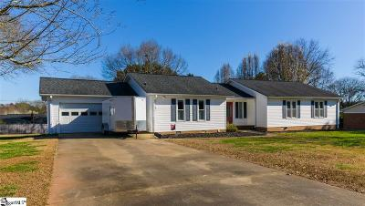 Easley Single Family Home For Sale: 116 Caradale