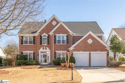 Greer Single Family Home Contingency Contract: 11 Landstone