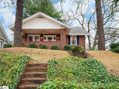 Greenville Single Family Home For Sale: 211 Grove