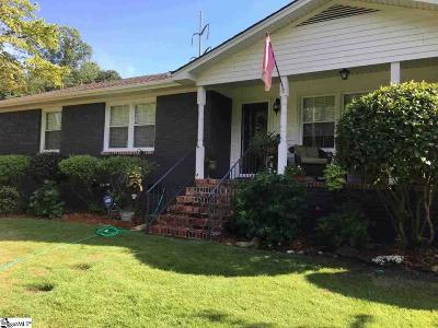 Greenville Single Family Home For Sale: 302 Roberta