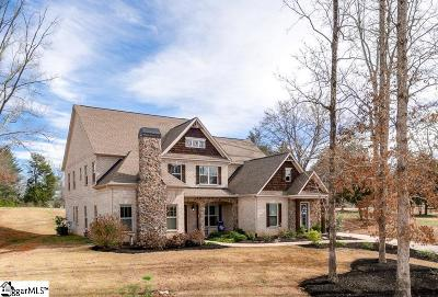 Travelers Rest Single Family Home For Sale: 26 Wood Leaf