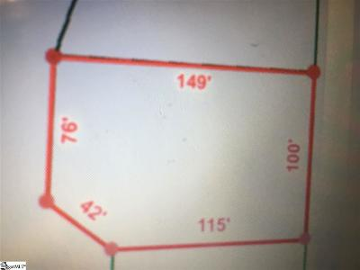 Spartanburg Residential Lots & Land For Sale: 232 Queensbury