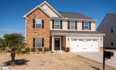 Simpsonville Single Family Home Contingency Contract: 30 Redvales