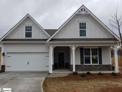 Single Family Home For Sale: 29 Fowler Oaks #Lot 61