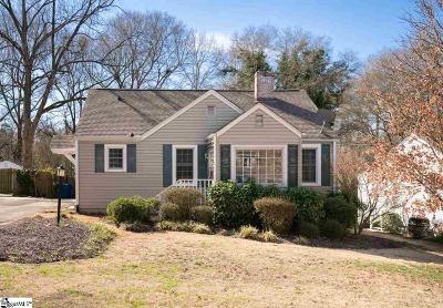 Greenville Single Family Home For Sale: 8 Long Hill