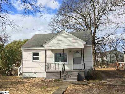 Greer Single Family Home Contingency Contract: 716 S Line Street