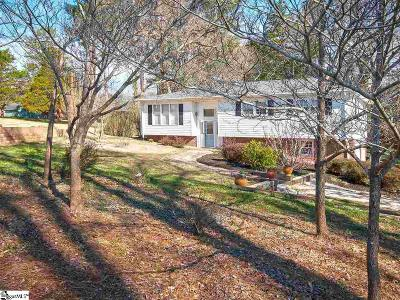 Greenville Single Family Home For Sale: 10 Sylvatus