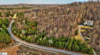 Taylors Residential Lots & Land For Sale: 19 Packforest