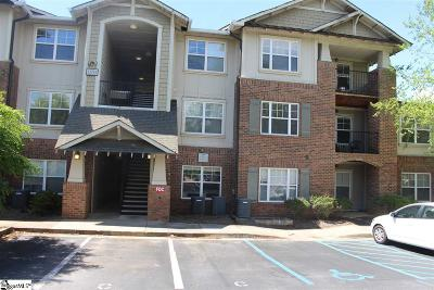 Clemson Condo/Townhouse For Sale: 833 Old Greenville #1212