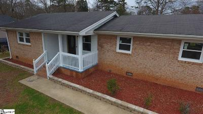 Simpsonville Single Family Home For Sale: 212 Capewood