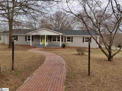 Greer Single Family Home For Sale: 397 Gail