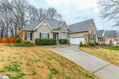 Simpsonville Single Family Home For Sale: 5 Rothesay