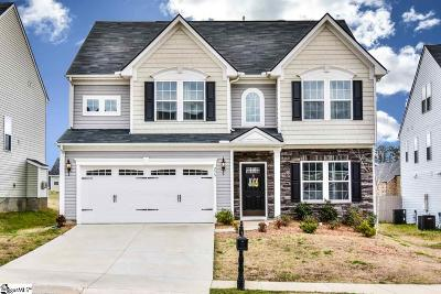 Simpsonville Single Family Home For Sale: 235 Sandusky