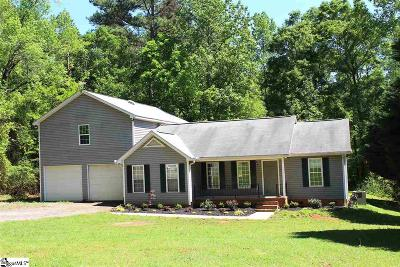 Fountain Inn Single Family Home Contingency Contract: 790 J. C. Cooper