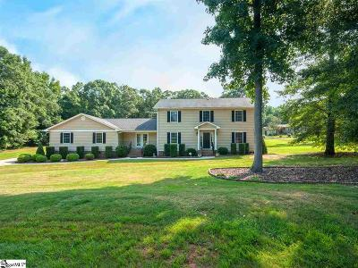 Simpsonville Single Family Home For Sale: 112 Terrace