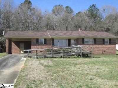 Clinton Single Family Home For Sale: 114 Fair