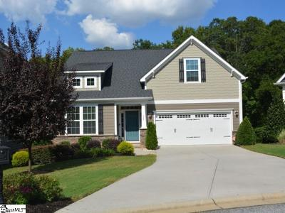 Greenville Single Family Home For Sale: 205 Cutler