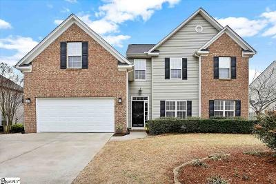Simpsonville Single Family Home Contingency Contract: 24 Redglobe