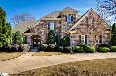 Simpsonville Single Family Home For Sale: 417 Kingsgate