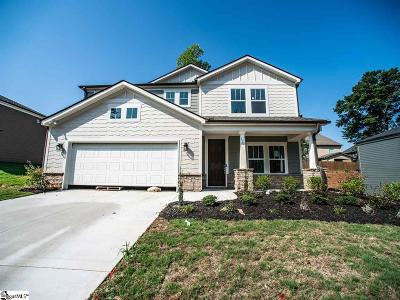 Simpsonville Single Family Home For Sale: 121 Sea Harbour