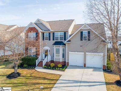 Simpsonville Single Family Home For Sale: 35 Ginger Gold