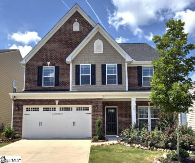 Greer Single Family Home For Sale: 27 Dauphine