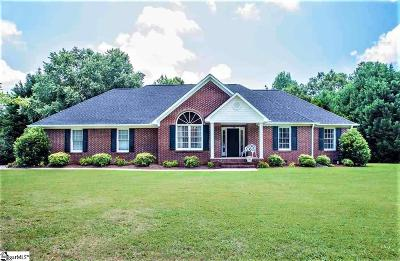 Simpsonville Single Family Home Contingency Contract: 117 Southern Oaks