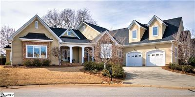 Greer SC Single Family Home Contingency Contract: $529,000