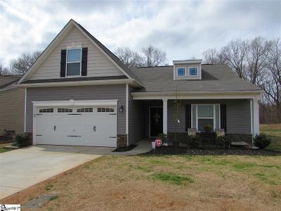 Easley Single Family Home For Sale: 93 Caledonia