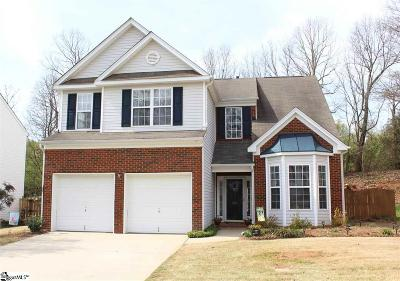 Greenville County Single Family Home Contingency Contract: 318 Whixley