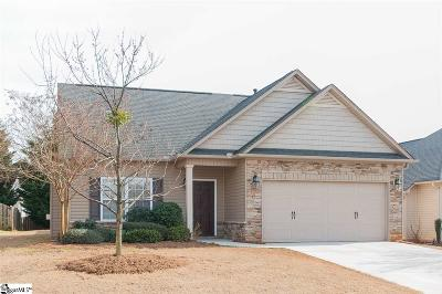 Greenville County Single Family Home Contingency Contract: 109 Champions