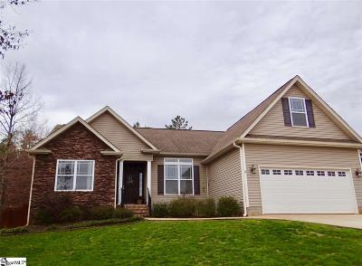 Boiling Springs Single Family Home For Sale: 472 Abberly