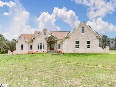 Woodruff Single Family Home For Sale: 314 Casey