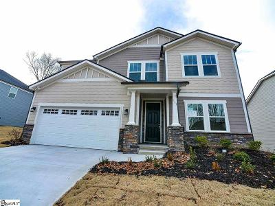 Simpsonville Single Family Home For Sale: 133 Sea Harbour