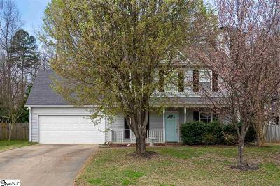 Duncan Single Family Home For Sale: 243 W Pheasant Hill