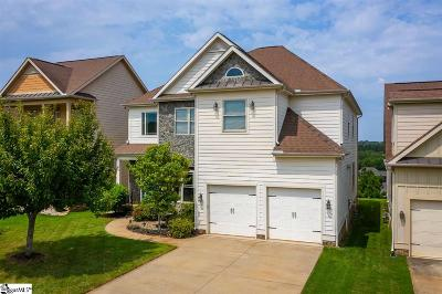 Spartanburg Single Family Home For Sale: 536 Serendipity
