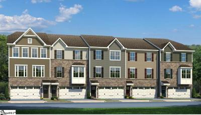 Condo/Townhouse For Sale: 1010b Itasca
