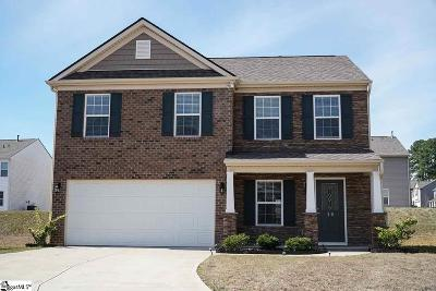 Anderson Single Family Home For Sale: 16 Ravencrest