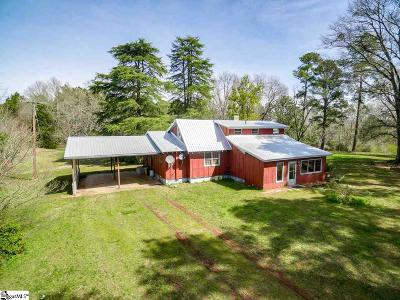 Single Family Home For Sale: 6030 S Pine