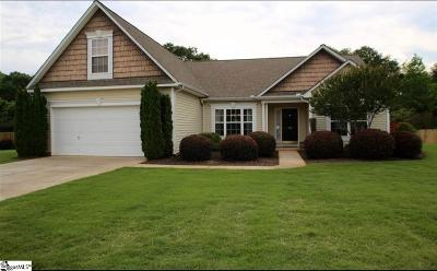 Greer Single Family Home Contingency Contract: 746 Golden Tanager