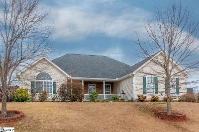 Greer Single Family Home Contingency Contract: 110 Faulkner