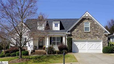 Greer Single Family Home For Sale: 310 Medford