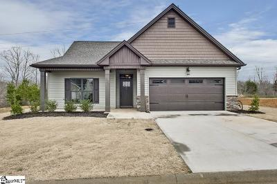 Piedmont Single Family Home For Sale: 228 Laurel Trace