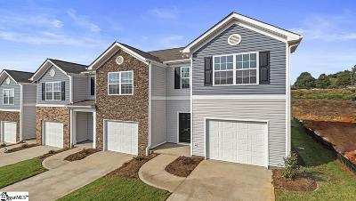 Greer Condo/Townhouse For Sale: 38 Moorlyn